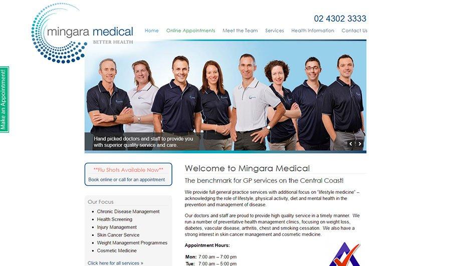 Mingara Medical