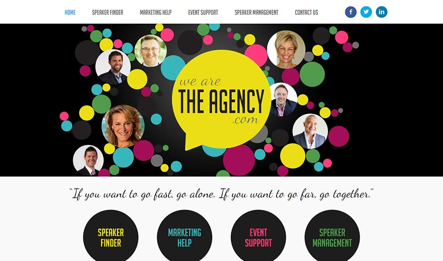 We Are The Agency